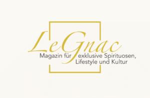 LeGnac - Online Magazin für Cognac, Armagnac, Brandy, Weinbrand, Kultur, Lifestyle